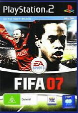 FIFA 2007 PLAYSTATION 2 GAME *NEW* AUS EXPRESS