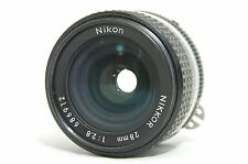 Nikon NIKKOR 28mm f/2.8 Ai-S MF Wide Angle Prime Lens SN686912 *As-Is*