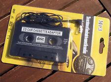 MP3 KASSETENADAPTER AUTORADIO TAPE CD AUX PLAYER IPOD MUSIK RADIO ADAPTER