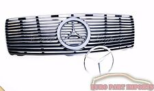 Mercedes Benz S Class W140 Sport Grille with emblem Germany