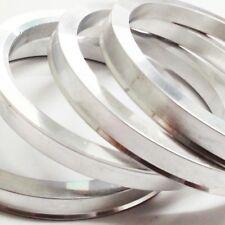 4x Conversion Spigot Reducer Rings 63.4 - 72.6 Heat Resistant Forged Aluminium