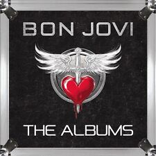 BON JOVI - THE ALBUMS - 180 GRAM HEAVYWEIGHT VINYL - 25 LP BOX SET  REMASTERED