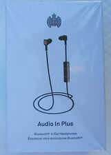 Ministry Of Sound In Ear Plus - New Wireless Bluetooth Headphones - RRP £99