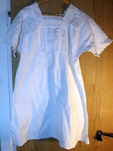 Altes Nachthemd / Kleid von ca.1920