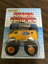 Matchbox The Super Chargers Super Trucks SC4 Rollin' Thunder