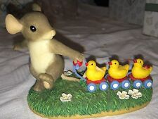 """Charming Tails """"Keep All Your Ducks In A Row"""" Dean Griff Summer"""