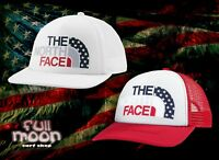 New The North Face USA Pride Womens Snapback Trucker Hat Cap
