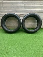 Pair of 205 45 17 88H XL Michelin Primacy 4  NO REPAIRS  6.1mm 2020 Tyres