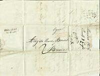 171.Lettera completa commerciale ??? Mantova a Brescia scritta il 7 luglio 1826