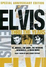 Elvis Presley Thru the Years (DVD Special Anniversary Edition w/ Bonus Footage)