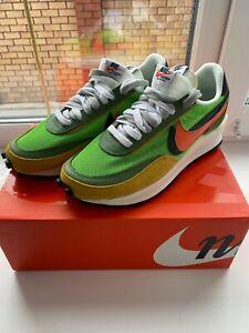 Nike LDWaffle 'Sacai - Green Gusto' Shoes - Size 9