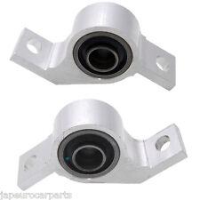 For SUBARU IMPREZA FRONT LOWER RIGHT & LEFT WISHBONE CONTROL ARM REAR BUSHES