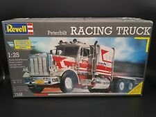 1/25 Revell Peterbilt Racing Truck #7533 1991 Issue O/C
