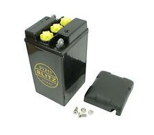 Batería adecuado para SIMSON TCS 425s 425t 6v 12ah 12a 9 , 5x8, 7x16, 7 plomo
