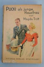 Magda Trott - Pucki als junge Hausfrau