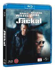 The Jackal (Region Free) Blu Ray