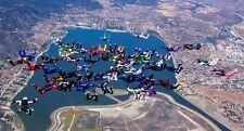 Skydiver RAF Tony 'AJ' Dale 55 Years Skydiving And Parachuting - Adrenalin Sport