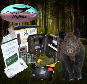 SEISSIGER Special-Cam LTE - SUPERSIM-Edition Wildkamera Komplett, sparset Top,