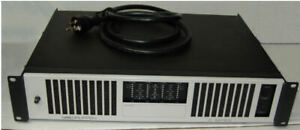 Lab Gruppen C28:4 Power Amplifier Works Excellent Free Shipping!
