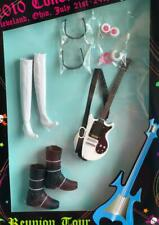 2010 Barbie Convention Barbie Ken Fashion Accessories Guitar Boots Jewelry New