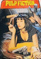 2015 Pulp Fiction Uma Thurman Throw Blanket By Miramax