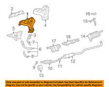 TOYOTA OEM 98-02 Corolla-Exhaust Manifold 1710422010