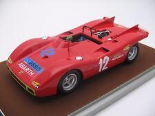 1/18 scale Tecnomodel Abarth 2000SP Targa Florio 1971 TM18-59B