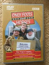Only Fools And Horses - The Frog's Legacy Full Length Special New Sealed