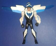 2012 *** MAX STEEL TURBO FIGURE *** WITH LIGHTS 16 cm MAX STEEL MATTEL