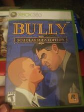 Bully Scholarship Edition (Microsoft Xbox 360, 2008) W/ Manual