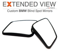 Compatible with BMW 6 Series F12 Extended View Blind Spot Mirrors