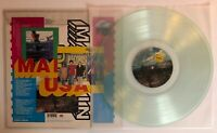Sonic Youth - Made In USA - 1995 US Press On Clear Vinyl (NM) Ultrasonic Clean