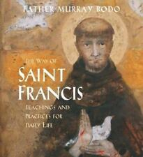 The Way of Saint Francis by Murray Bodo (2005, CD, Unabridged)