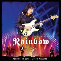RITCHIE'S RAINBOW BLACKMORE - MEMORIES IN ROCK-LIVE 2 CD NEW!