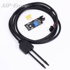 Soil Moisture Hygrometer Detection Humidity Sensor Corrosion Probe DC 3.3-12V