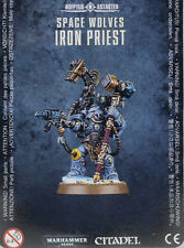 Warhammer 40K: Space Wolves: Iron Priest (53-19)  NEW