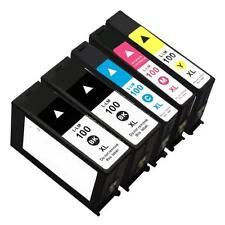 5 Pk 100XL Comp  Ink Cartridge FOR Lexmark Impact S301 S305 Interpret S405 S505