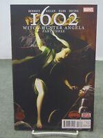 1602 Witch Hunter Angela Part 3  Marvel Comics  vf/nm CB1435