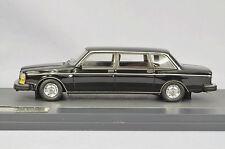 1 43 MATRIX Resin Model Volvo 264 TE Limousine 1978 Dark Blue MX12106-021