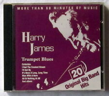 CD (s) - Harry James-trumpet Blues - 20 Great Big Band Hits