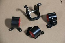 HONDA CIVIC 96-00 EK EM EM1 D15 D16 B16 B17 B20 D16Y B16A SWAP ENGINE MOUNT KIT
