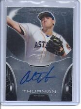 ANDREW THURMAN 2013 BOWMAN STERLING AUTO