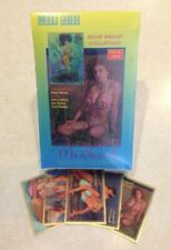 Swimsuits & Mermaids Trading Card Foil Box + Lots of Extras Worth $$$ !