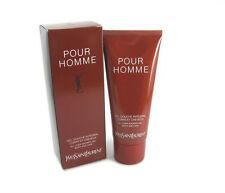 YSL Pour Homme for Men Yves Saint Laurent All over Shower Gel 6.6 oz  New in Box