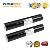 2x 3000mAh 3.6V Battery for Streamlight 75175 Maglight ST75175 Stinger HP 75302