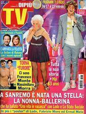 Dipiù Tv 2018 7.Lo Stato Sociale-Paddy Jones,Claudia Pandolfi,Michelle Hunziker