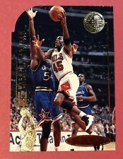 1995 SP Championship #41 He's Back Die Cut Insert Michael Jordan Bulls Nice!