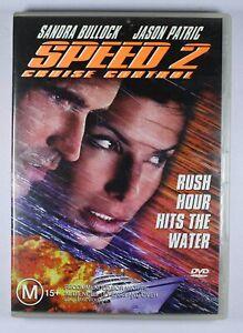 Speed 2 Cruise Control DVD FREE POST
