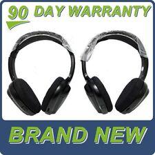 CHEVY GMC CADILLAC DVD Wireless Headphones Tahoe Suburban Sierra Envoy Escalade