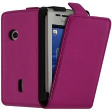 Housse Coque Etui pour Sony Ericsson Xperia X8 Couleur Rose